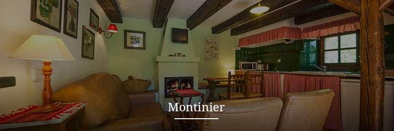 Montinier, casas rural zapatierno