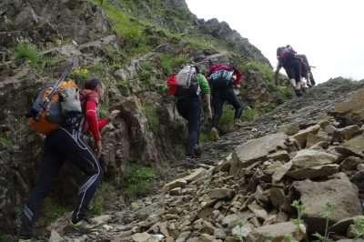 Ruta Monte Perdido Extreme