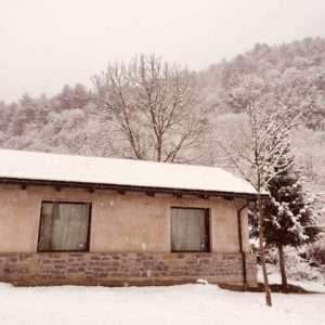sala de eventos casas de zapatierno invierno