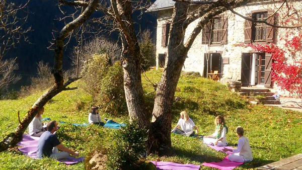 relax retiros alquiler espacio rural pirineos