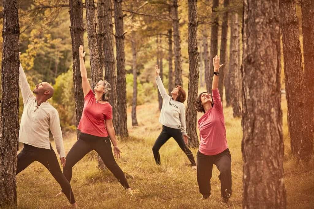 retiro de yoga pirineos