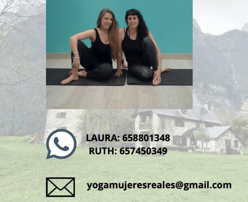 retiro de yoga mujeres reales