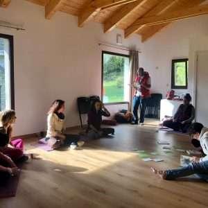 sala eventos yoga vacaciones
