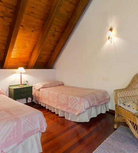 Montinier Casas de Zapatierno Habitación planta alta