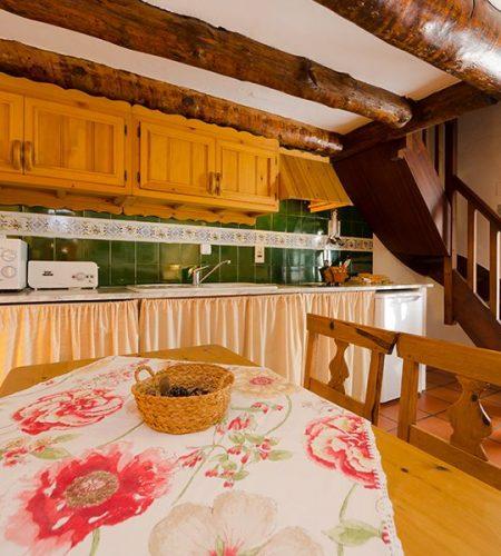 Los Astazu Casa rural Pineta - Zapatierno